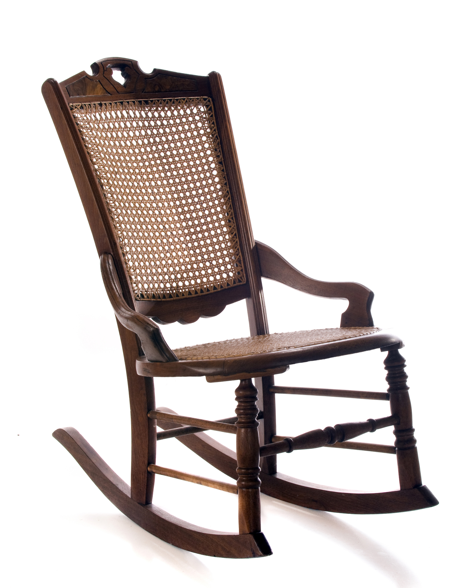 History of cane chair